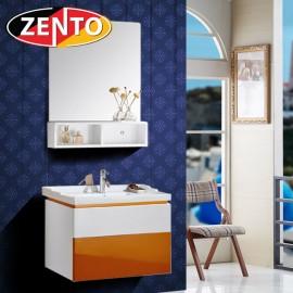 Bộ tủ, chậu, kệ gương Lavabo ZT-LV122